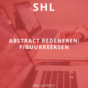 SHL Figuurreeksen - Abstract Redeneren